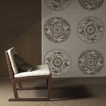 Upholstery fabric / patterned / acrylic / for outdoor use