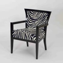Upholstery fabric / animal print / velvet