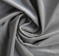 Upholstery fabric / plain / velvet / Trevira CS®