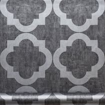 Contemporary wallpaper / patterned / washable / gray