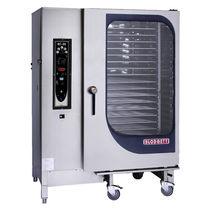 Gas oven / commercial / combi / rack