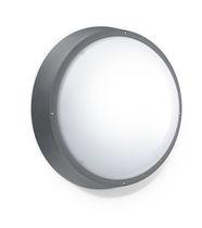 Contemporary wall light / polycarbonate / fiberglass / LED