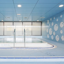 Indoor tile / pool / wall / for floors