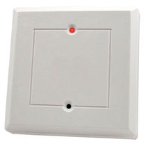 Glass break detector / wall-mounted / commercial