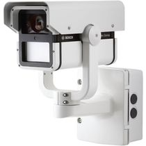 Box security camera / wall-mounted / outdoor / infrared
