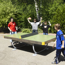 Public space ping pong table / for playgrounds