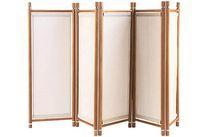 Contemporary screen / wooden / Batyline® / garden