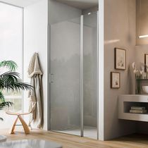 Swing shower screen / for alcoves