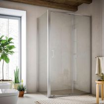 Sliding shower screen / corner