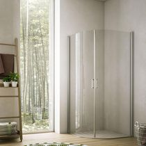 Swing shower screen / corner / curved