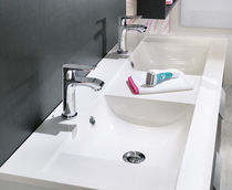 Double vanity top / marble