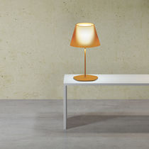 Table lamp / contemporary / metal / LED