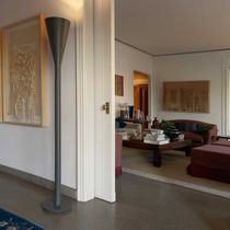 Floor-standing lamp / contemporary / metal / technopolymer