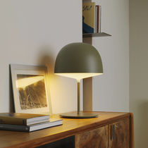 Table lamp / contemporary / polycarbonate / metal
