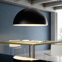 Pendant lamp / contemporary / polyethylene / halogen