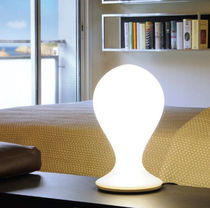 Table lamp / contemporary / polyethylene / fluorescent