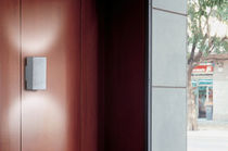 Contemporary wall light / outdoor / aluminum / halogen
