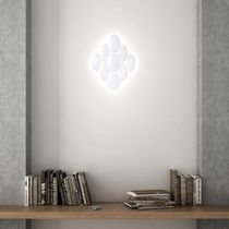 Original design wall light / ABS / LED / dimmable