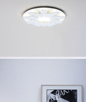 Original design ceiling light / round / ABS / LED