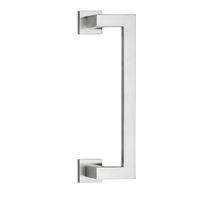 Door pull handle / brass / contemporary