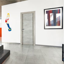 Swing door / sliding / wooden / melamine
