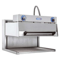 Gas grill / built-in / salamander / infrared