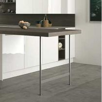 Contemporary dining table / rectangular