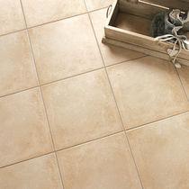 Indoor tile / floor / porcelain stoneware / enameled