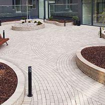 Clinker paver / pedestrian / for public spaces / outdoor