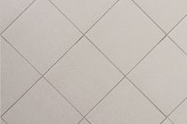 Indoor tile / floor / ceramic / plain