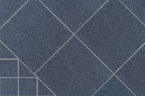 Floor tile / ceramic / plain / enameled