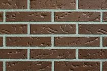 Solid brick / wall-mounted