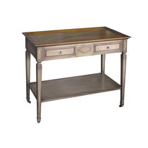 Wooden service trolley / commercial