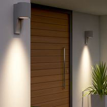 Contemporary wall light / bathroom / for wet rooms / outdoor