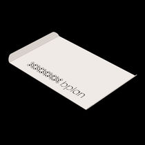 Aluminum serving tray / for hotel rooms