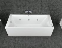 Free-standing bathtub / ceramic