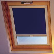 Roller blinds / canvas / blackout / for roof windows