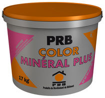 Decorative paint / protective / for walls / facade