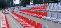 Copolymer stadium seating / polypropylene