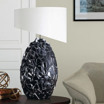 Table lamp / contemporary / ceramic