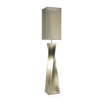 Floor-standing lamp / contemporary / ceramic