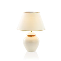 Table lamp / traditional / ceramic