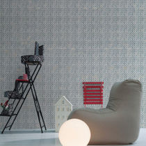 Contemporary wallpaper / nonwoven fabric / vinyl / nature pattern
