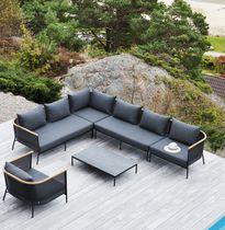 Modular sofa / contemporary / outdoor / Sunbrella®