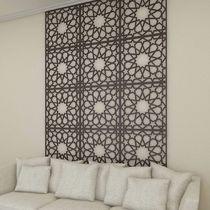 Wood And Metal Wall Panels decorative panel / wood / metal / laminate - faya 4 - faya