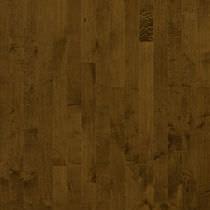 Solid wood flooring / engineered / glued / maple