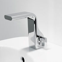 Bidet mixer tap / brass / chrome / for bathrooms
