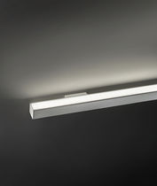 Contemporary wall light / extruded aluminum / methacrylate / LED