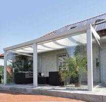 Aluminum conservatory / all glass