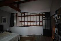 Fixed window / wrought iron / curved / custom